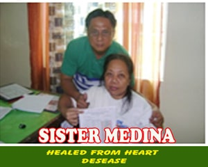 Mrs. Soriano (Breast Cyst Healed)