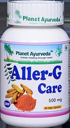 Aller-G Care, Aller-G Care capsules