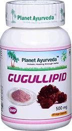 Gugullipid Capsules