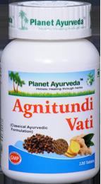 Buy Agnitundi Vati