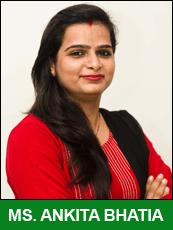 Ms Ankita Bhatia