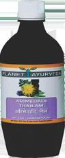 Arimedadi thailam