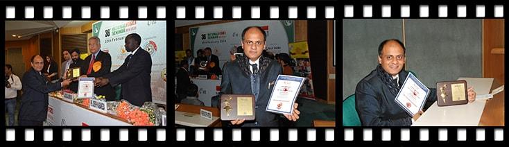 new delhi award 2014