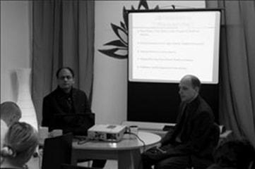 Ayurvedic Seminar on herbs, Panchakarma