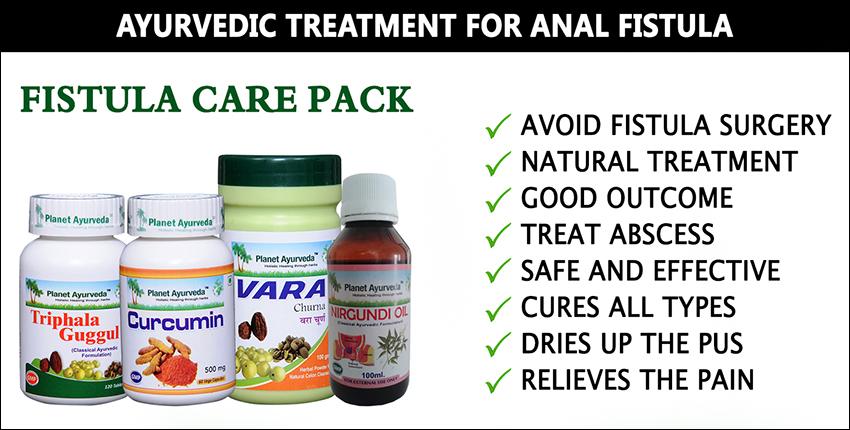 Ayurvedic Treatment of Anal Fistula