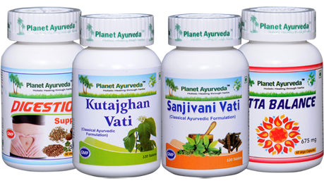 IBS Care Pack - Ayurvedic Medicines for IBS