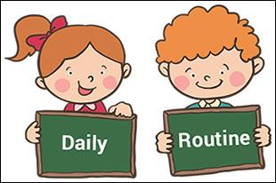 Daily Routine, Dinacharya
