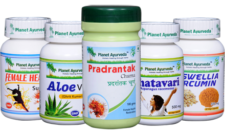 Endometriosis Ayurvedic Treatment, Herbal Remedies - Causes