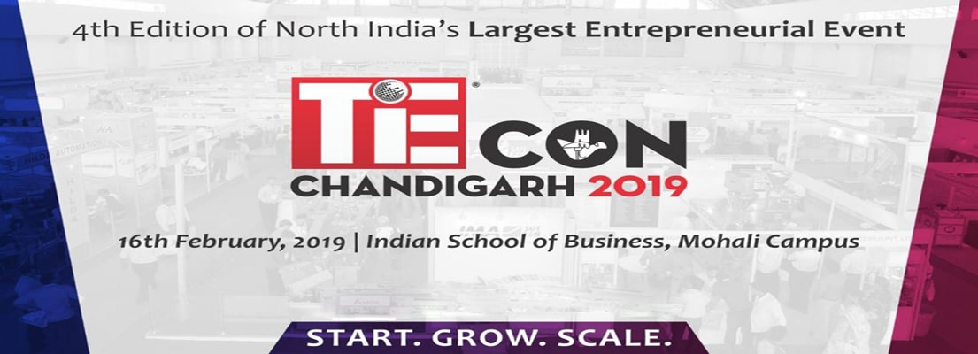 TiECON Chandigarh 2019 - Biggest Entrepreneurial Event in the Northern Region
