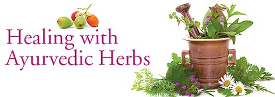 holistic healing with ayurvedic herbs