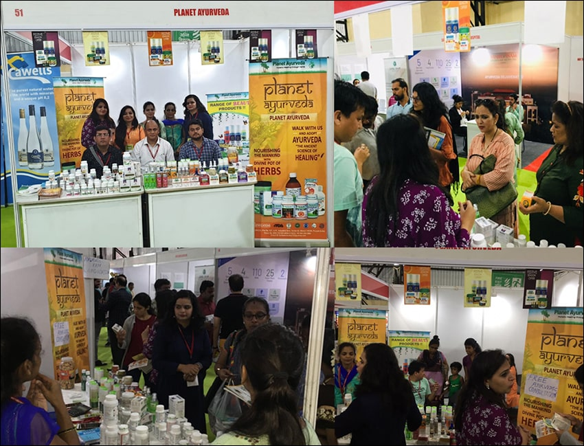 health and wellness expo, trade show, exhibition, times of india, nesco, goregaon, mumbai, ayurveda in mumbai