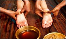 herbal, foot care, panchkarma, therapy, panchakarma, procedures