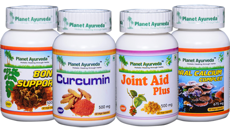 buy Ayurvedic Medcines for Arthritis - Joint Support Pack