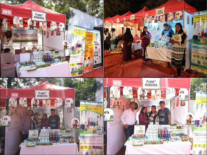 La Feria Chandigarh 2019, Planet Ayurveda