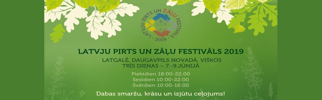 Latvian Sauna And Medicine Festival, Latvju Pirts un Zāļu Festivāls