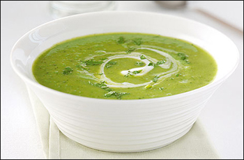 Leafy Vegetable Soup Recipe