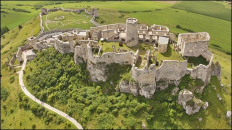 Medieval Spis Castle