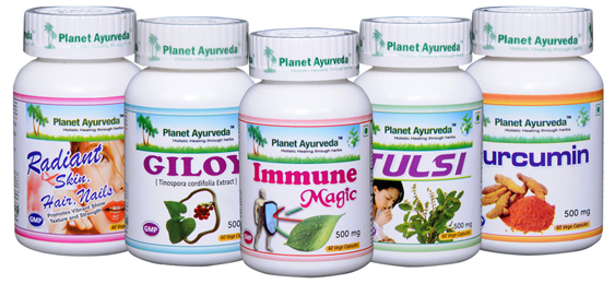 Natural Supplements for Healthy Skin and Immune System