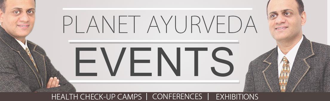 Planet Ayurveda Events