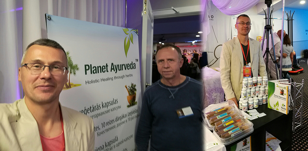 Planet Ayurveda, Exhibition in Latvia, Event, Workshop