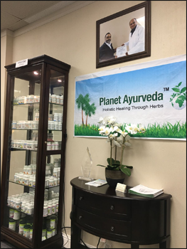 Planet Ayurveda Centre in Fresno (USA)
