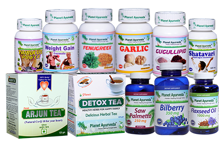 Planet Ayurveda Products