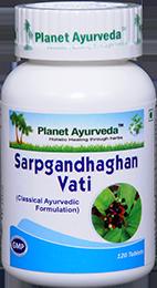 Sarpagandhaghan Vati