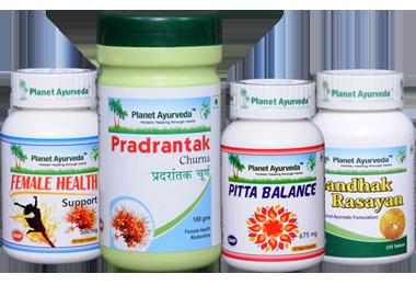 Leucorrhea Care Pack