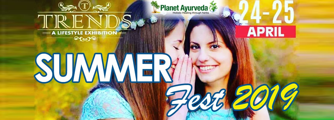 Summer Fest 2019 By Trends Exhibition, Ludhiana