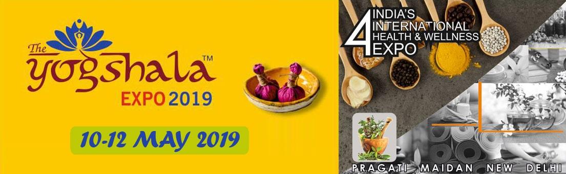 Yogshala Expo 2019