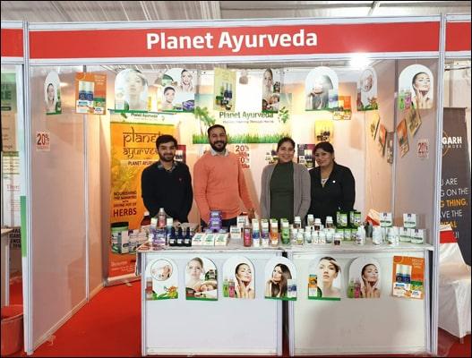 TiECON Chandigarh 2019, Planet Ayurveda