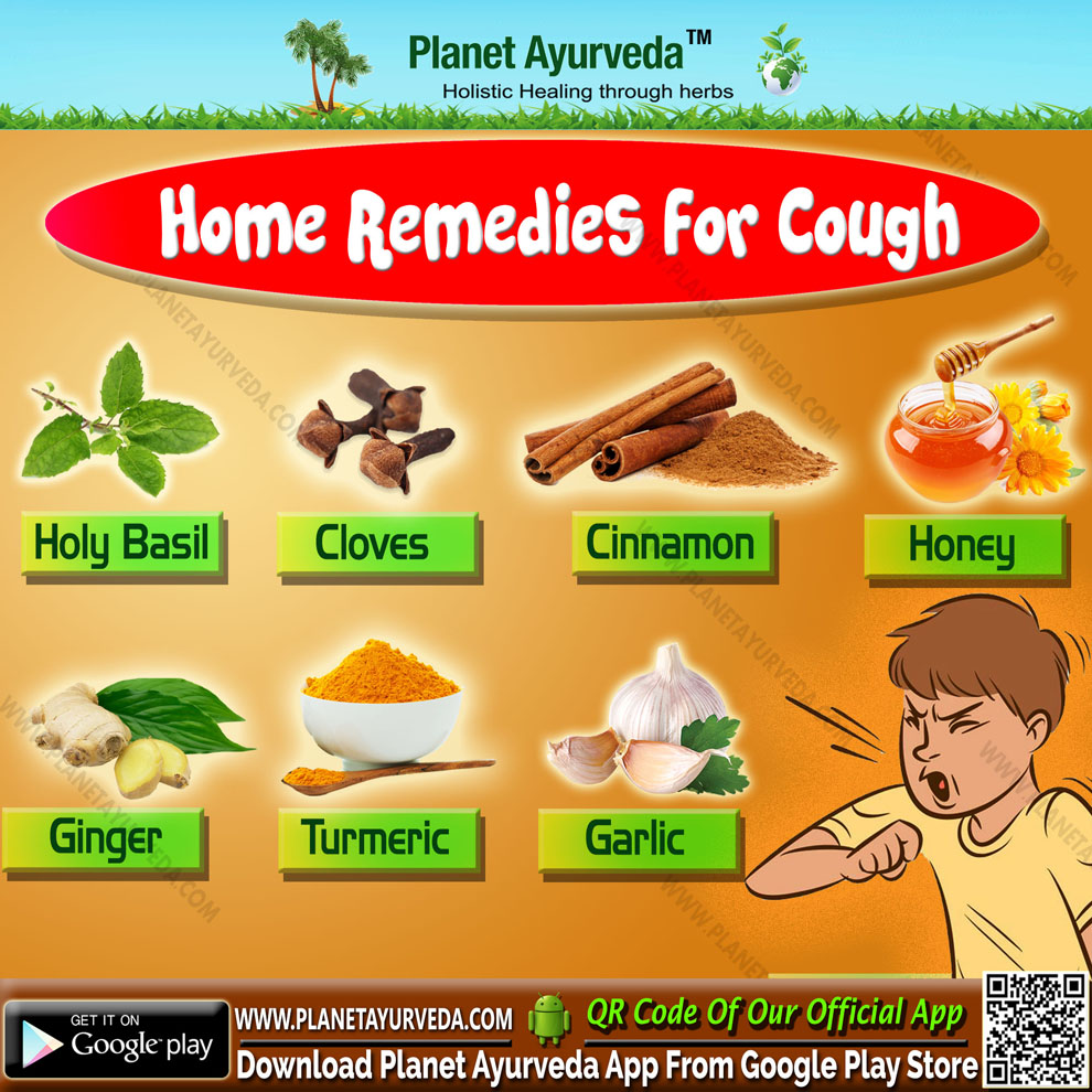Top 7 Home Remedies for Cough