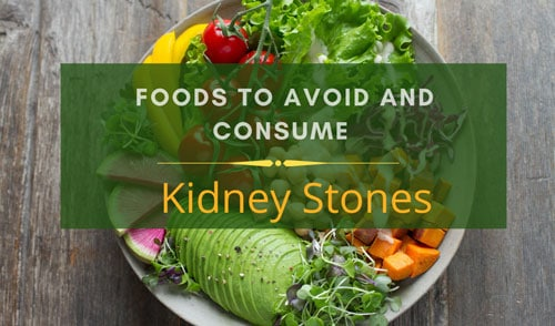 best food to consume and avoid in Kindey Stones