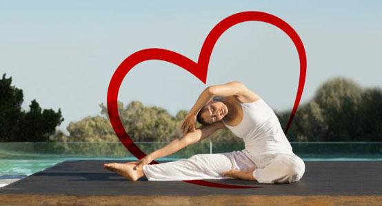 Asanas (Yoga) for Heart Disease