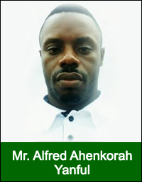 Mr. Alfred Ahenkorah Yanful