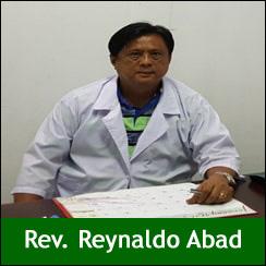 Rev. Reynaldo Abad