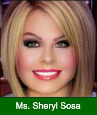 Ms. Sheryl Sosa