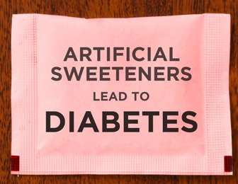 Artificial Sweeteners for Diabetes