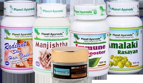 Glutathione Herbal Pack