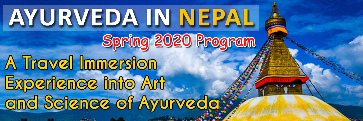 Ayurveda in Nepal - Spring 2020 Program