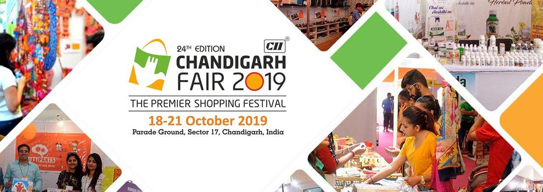 24th Edition of CII Chandigarh Fair 2019