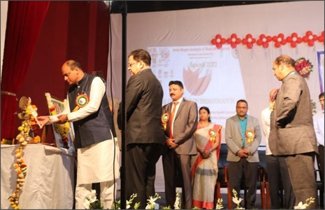 Dr. Vikram Chauhan invited in National Conference on Dermatology as Keynote speaker and Chief guest to Inaugurate the Sparsh 2020 Dermatology Conference at Datta Meghe Institute of Medical Sciences, Wardha - Maharashtra (India)