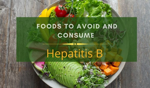 Hepatitis B diet charts