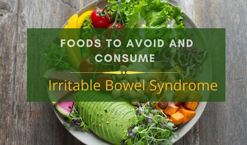 Irritable Bowel Syndrome diet charts
