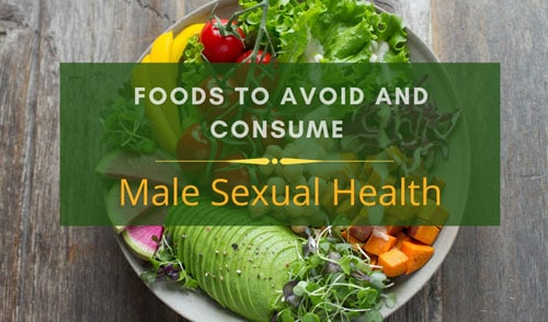 Healthy Diet Plan for Male Sexual Health