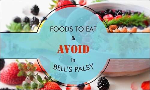 Indian Diet Plan for Bell's Palsy