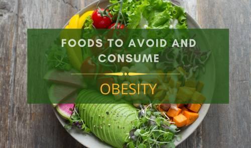 Obesity diet charts