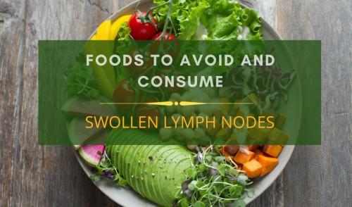 Swollen Lymph Nodes diet charts
