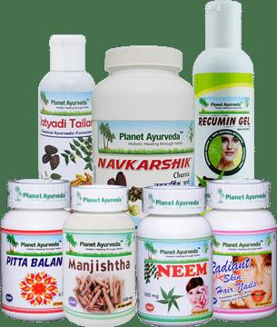ayurvedic treatment of psoriasis - PSORA Care Pack