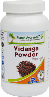 Vidanga Powder